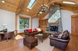 Corporate Retreat venue San Francisco - Chalk Ranch living room