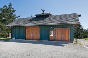 Corporate Retreat venue San Francisco - Chalk Ranch barn