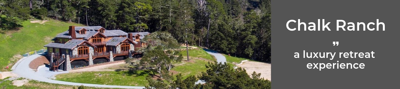 Chalk Ranch executive & corporate retreat sf bay CA